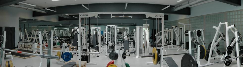 Kraftraum Olympiastützpunkt