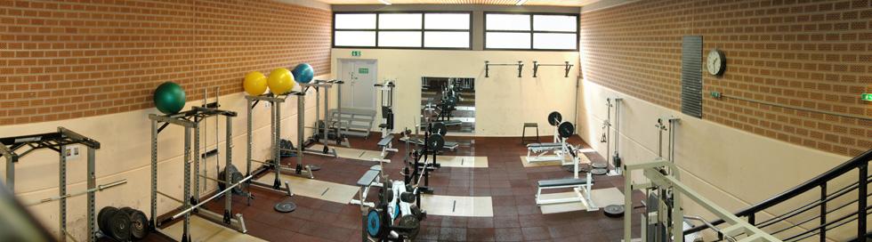 Kraftraum Sportleistungszentrum