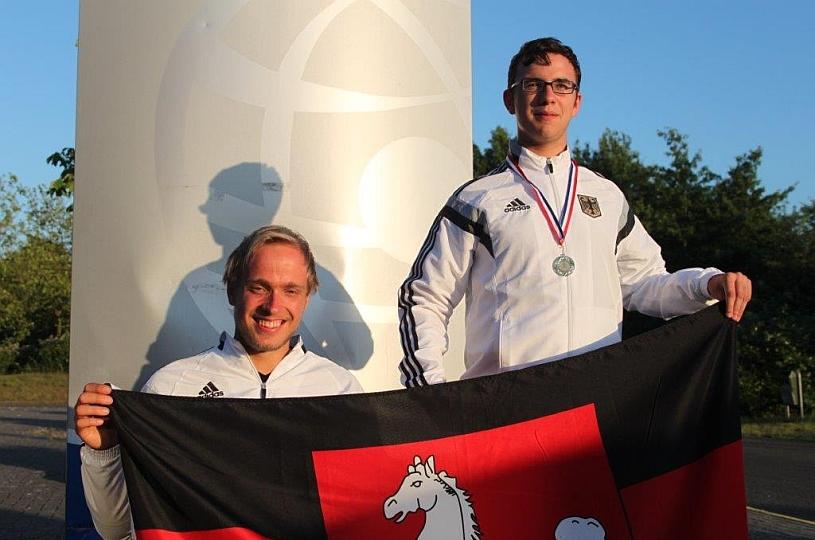 Drei Medaillen bei IWAS-Junioren-WM