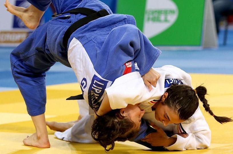 Judo-U18-EM in Sofia