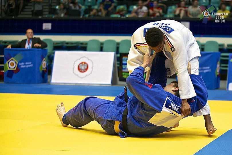 Deutsche U21 Judoka mit guter Leistung in Breslau