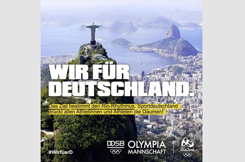 Der digitale Weg nach Rio
