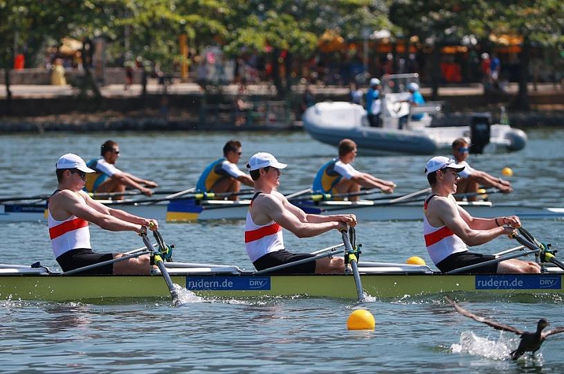 DRV verkündet Bootsklassennominierungen für WM