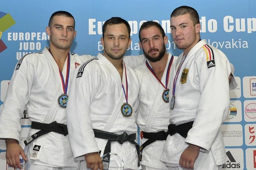 Toni Grohn gewinnt Bronze bei European Cup in Bratislava