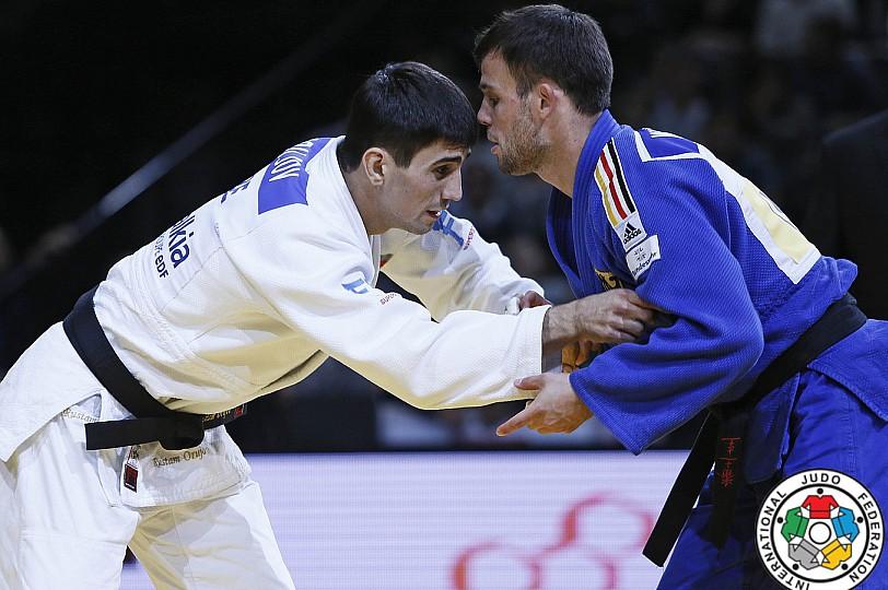 Igor Wandtke gewinnt Bronze in Paris
