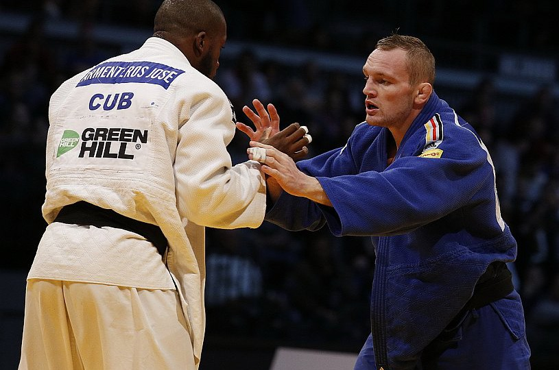 Peters siegt beim Judo-GP in Düsseldorf