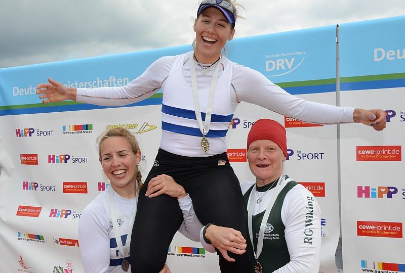 Finalentscheidungen der Deutschen Kleinbootmeisterschaft
