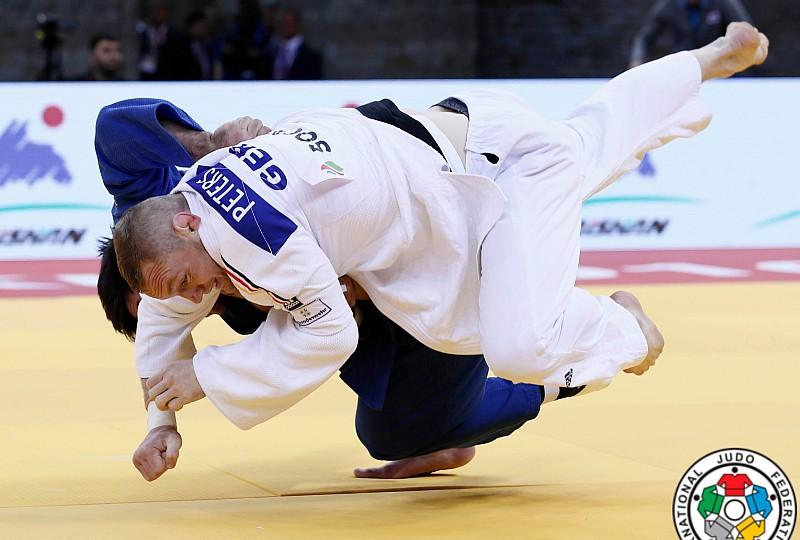 Bronze für Dimitri Peters in Baku