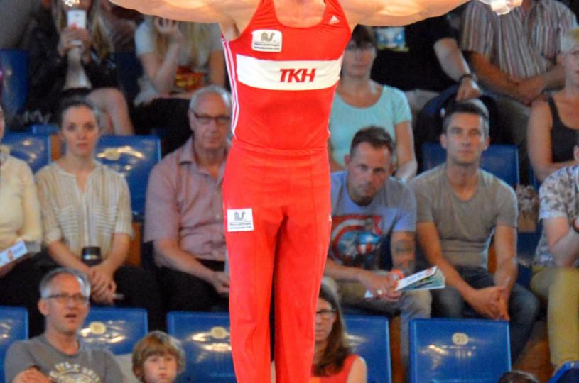 Andreas Toba zweifacher deutscher Meister