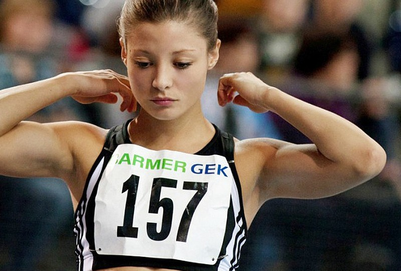 Ruth Sophia Spelmeyer läuft Olympia-Norm