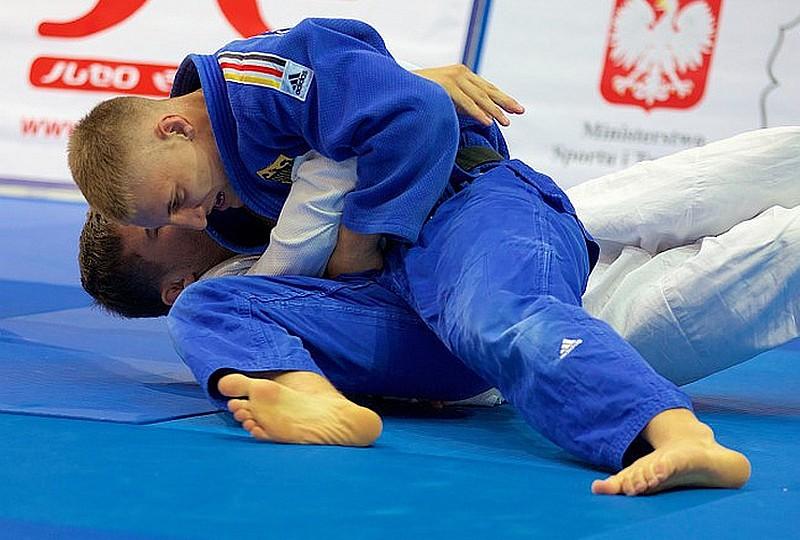 Gold für Tim Gramkow in Polen