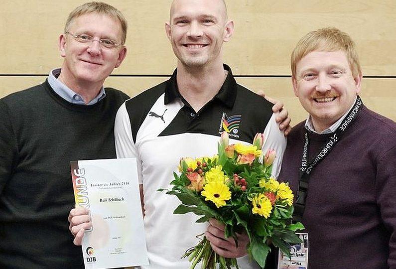 Schilbach Trainer des Jahres