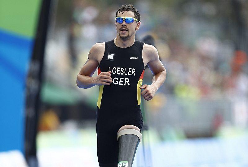 EM-Bronze für Para-Triathlet Stefan Lösler