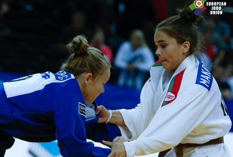 Judo EM-U18 in Kaunas