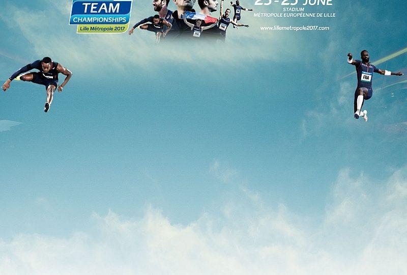DLV-Team mit Rückenwind aus Lille Richtung WM