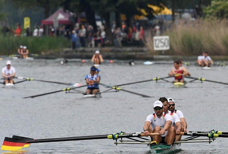 51 DRV-Athleten beim WM-Test in Luzern am Start