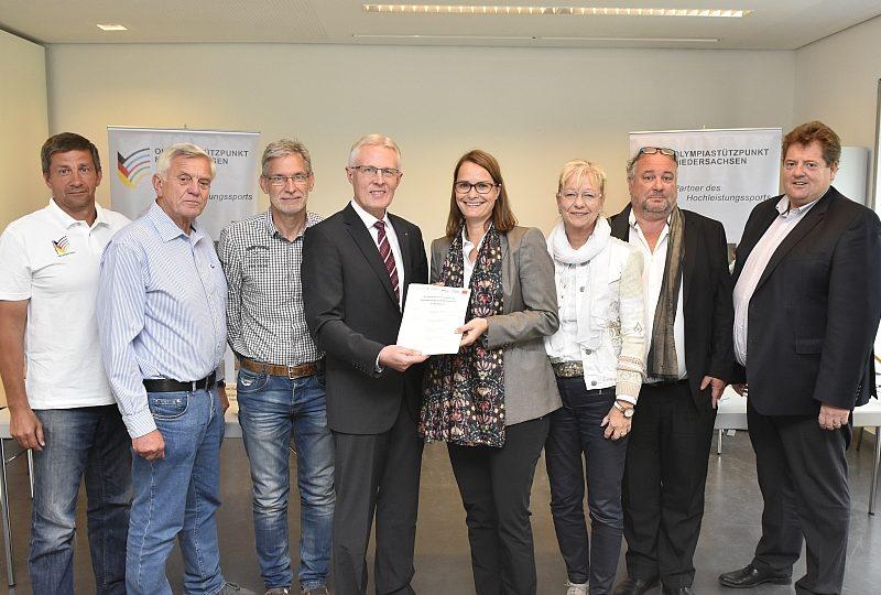 Kooperation im Wasserball für Hannover