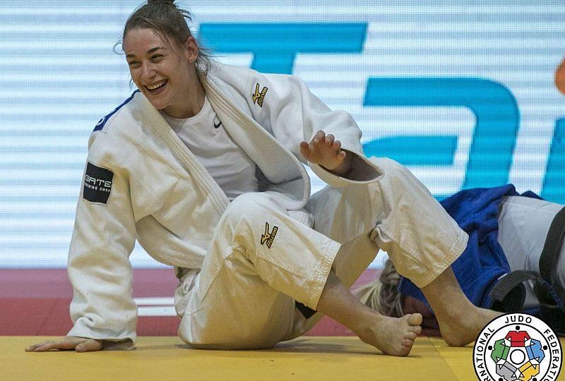 WM-Gold für Giovanna Scoccimarro