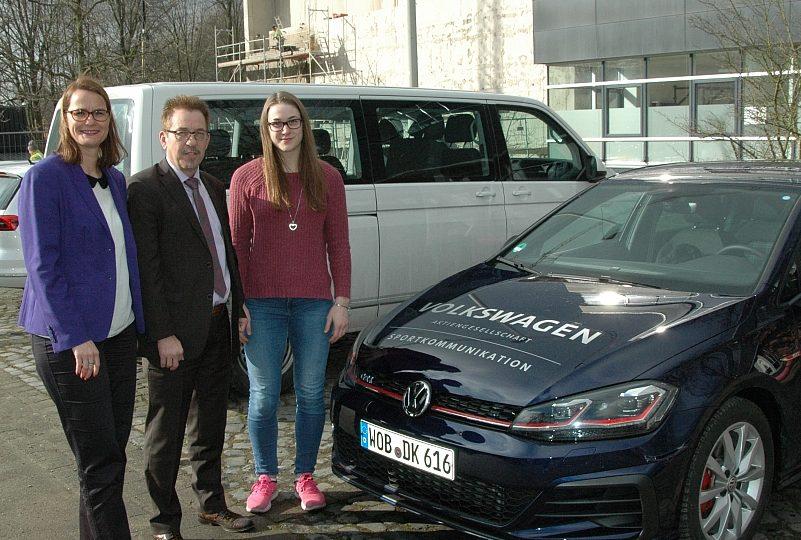Volkswagen unterstützt Scoccimarro