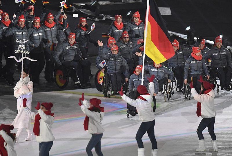 Paralympics 2018 eröffnet