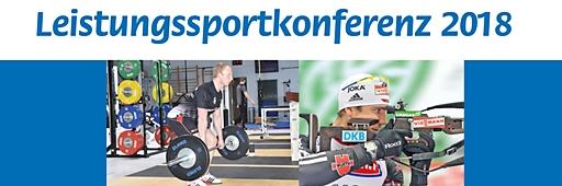 Leistungssportkonferenz 2018