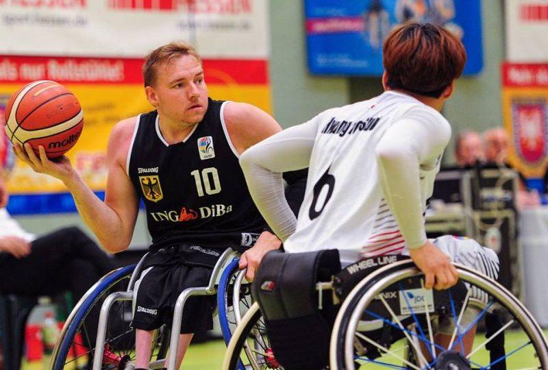 Rollstuhlbasketball WM 2018 mit niedersächsicher Beteiligung