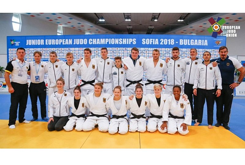 EM-Bronze im Mannschaftskampf