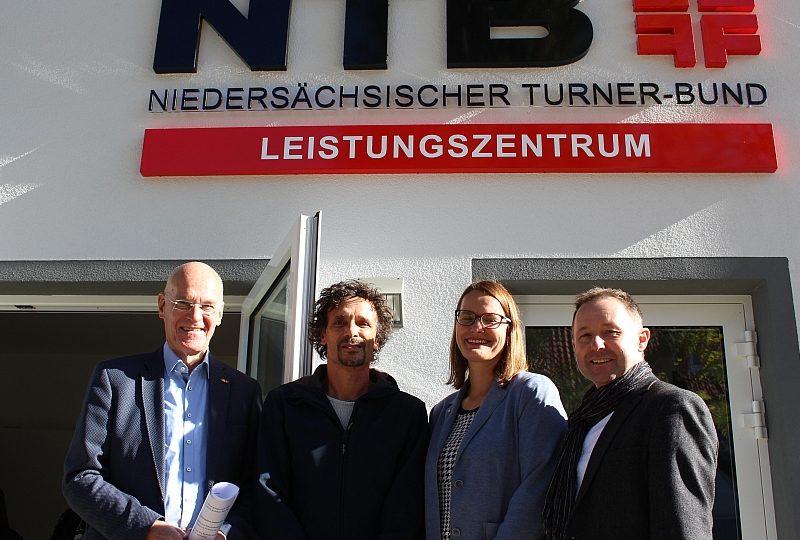 NTB-Landesleistungszentrum feierlich eingeweiht