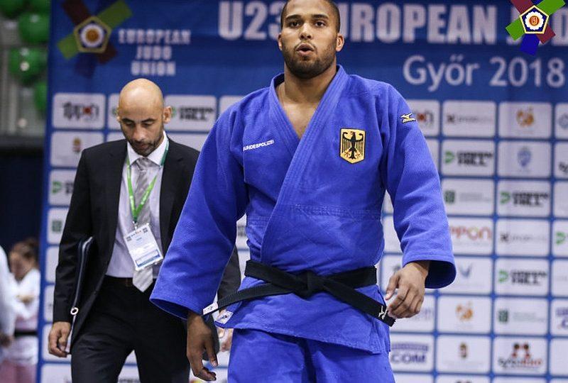 U23-EM-Silber für Christina Faber und Dominik Schönefeldt