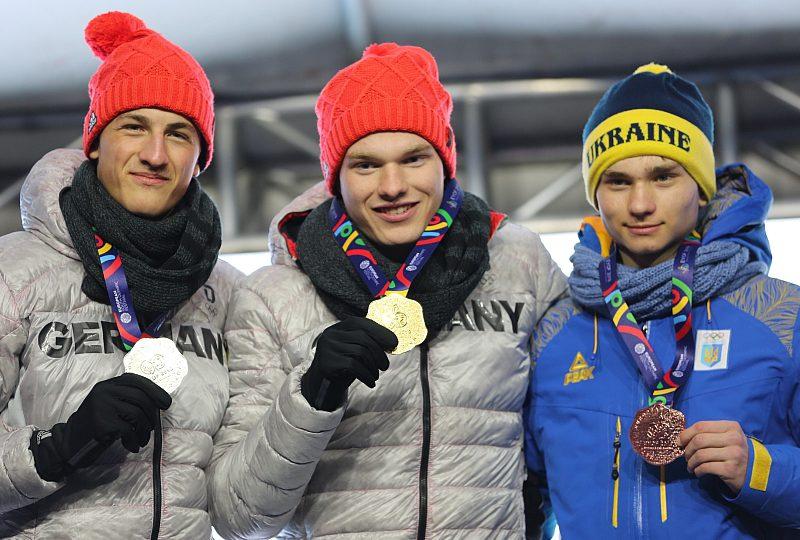 Goldmedaille für Köllner