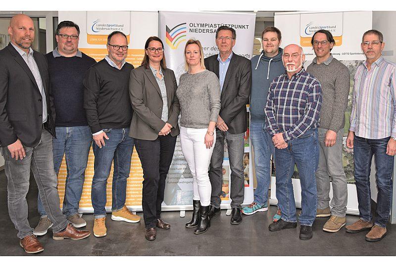 Regionales Zielvereinbarungsgespräch Handball
